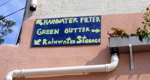 Habana Green Gutter